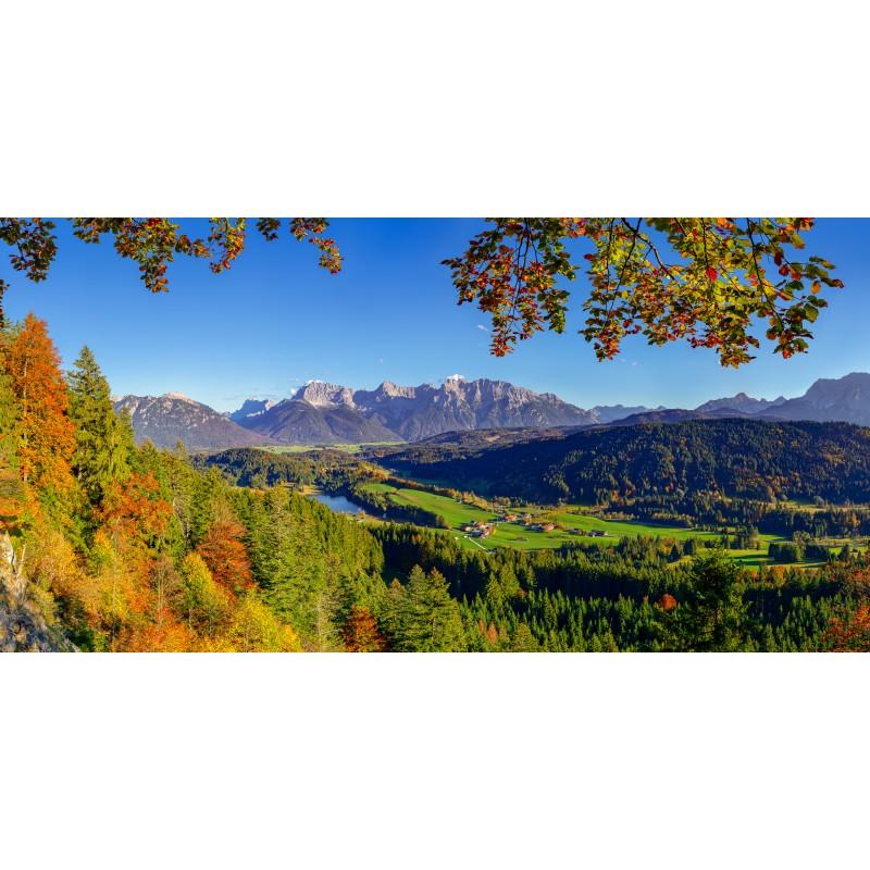 Gerold - Karwendel - Herbst in Werdenfels