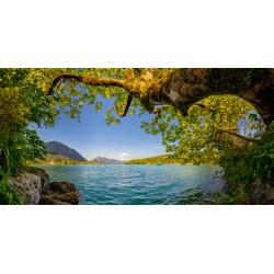 Walchensee im Sommer