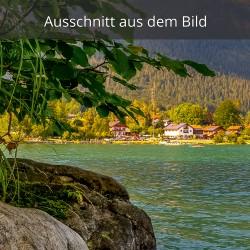 Walchensee Ufer
