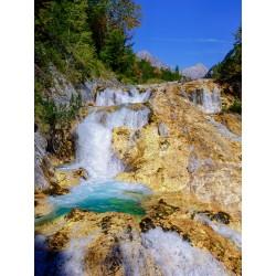 Wasserfall im Karwendel