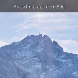 Zugspitze (2962m), Deutschlands höchster Berg