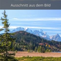 Wetterstein - Alpspitze Zugspitze