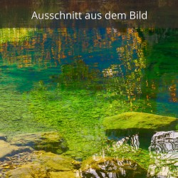 See - grüne Farbe