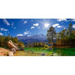 Braxenbucht - Urlaub am Eibsee