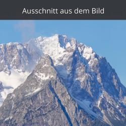 Großer Waxenstein und Zugspitze