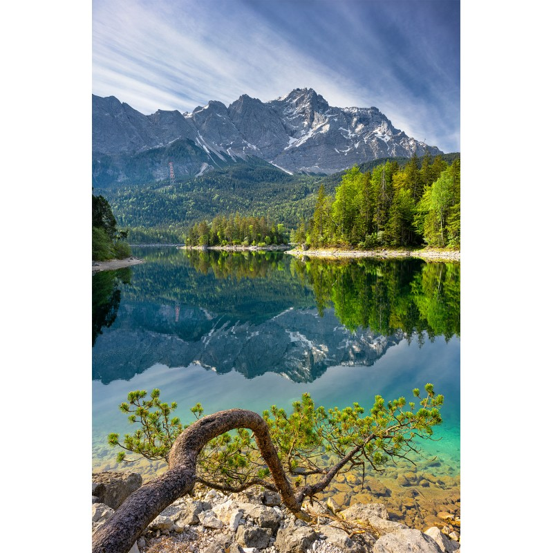 Eibsee - Sasseninsel