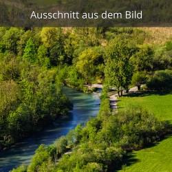 Loisach bei Oberau