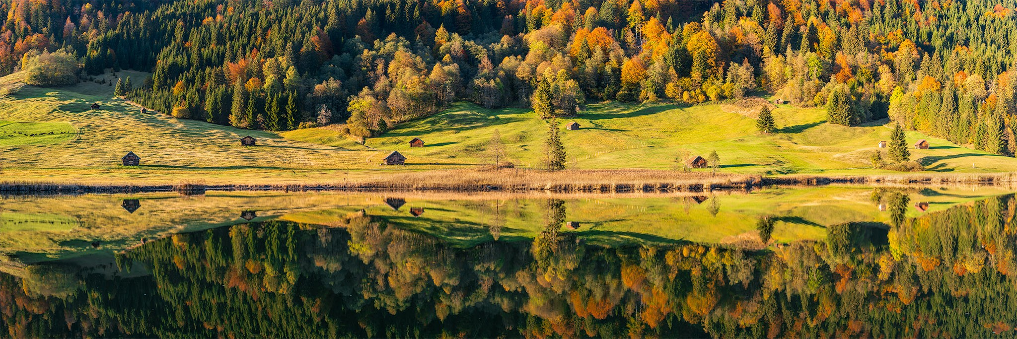Geroldsee Herbst