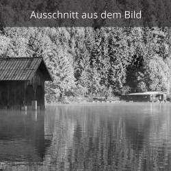 Fischerhütte am Walchensee