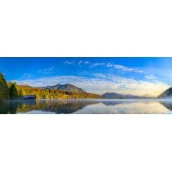 Walchensee - Herbstmorgen