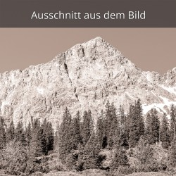 Moserkarspitze Sepia