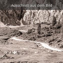 Weg zur Falkenhütte