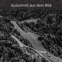 Gudiberg und Skisprungschanze SC Partenkirchen