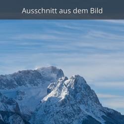 Zugspitze Winterlandschaft