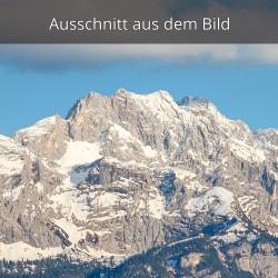 Partenkirchner Dreitorspitze - Schachen
