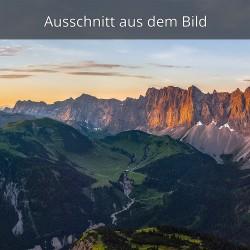 Falkenhütte und Laliderer Wand