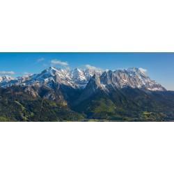 Alpspitze - Höllental - Zugspitze