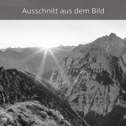 Sonnenaufgang Karwendel
