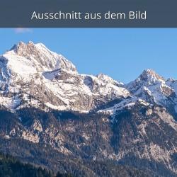 Wettersteingebirge Schachenschloss