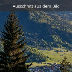 Garmisch-Partenkirchen Hausberg Wiese