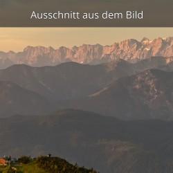Herzogstand - Karwendel - Morgenrot