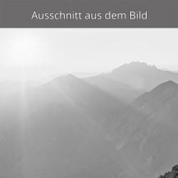 Sonnenaufgang Benediktenwand