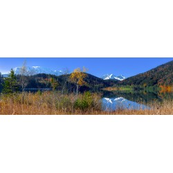 Barmsee - Herbst Panorama