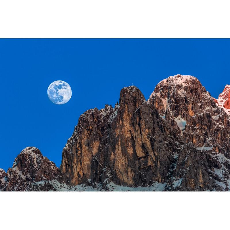 Vierer mit Mond