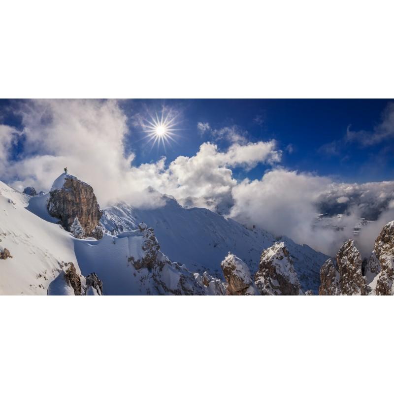 Wolkenspiel - Winterbergtour