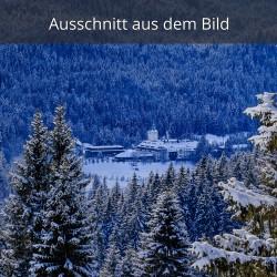 Schloss Elmau - Winterlandschaft
