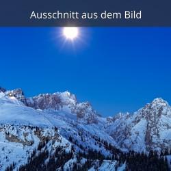 Mondlicht - Zugspitze Längenfelder