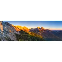 Morgenrot am Schachen - Reintal - Hochblassen - Alpspitze