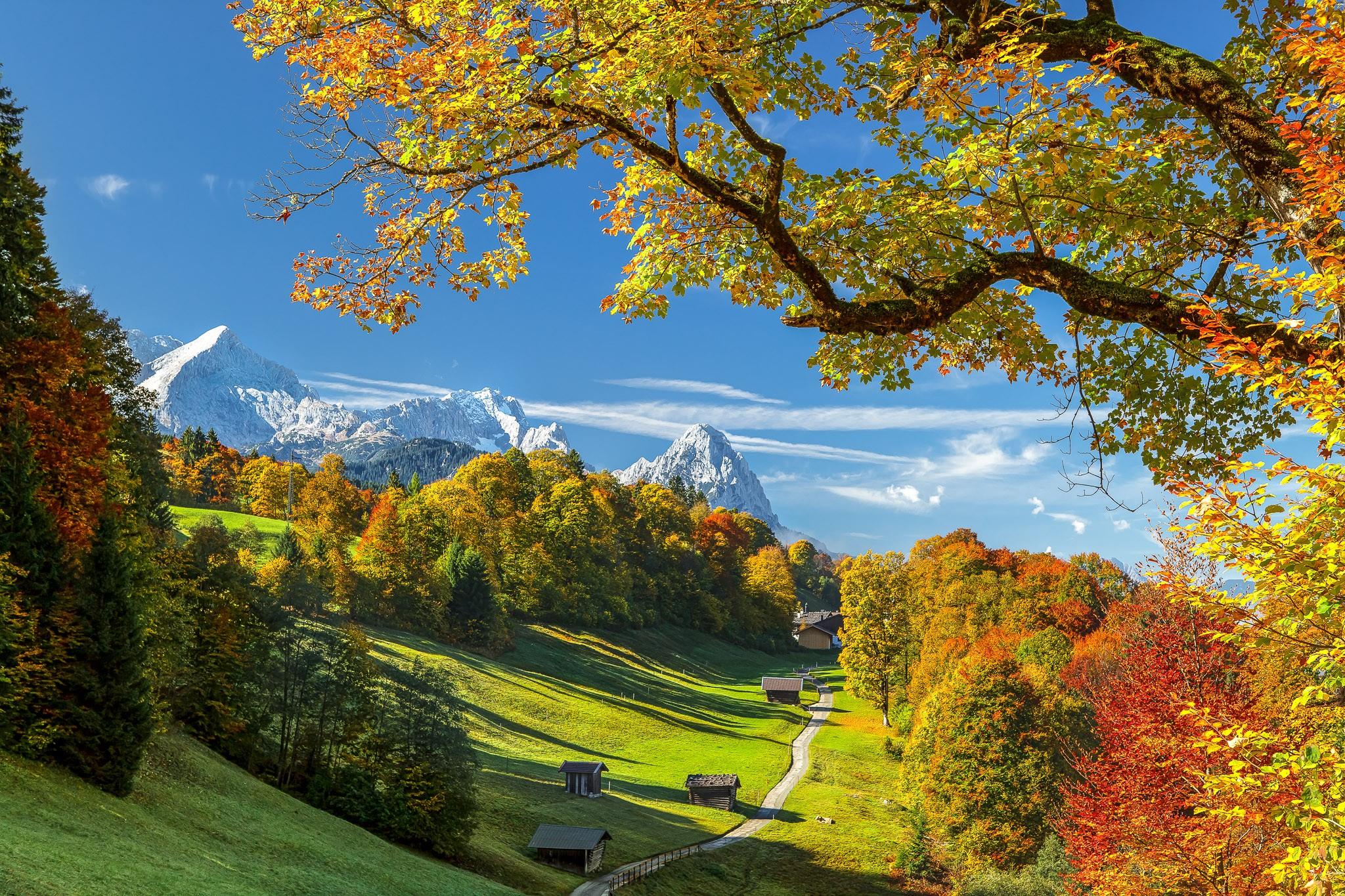 Wamberg Herbst
