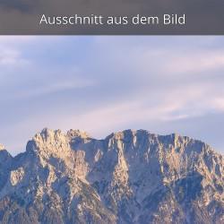 Westliche Karwendelspitze, Linderspitze