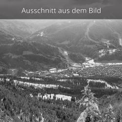 Partenkirchen mit Skisprungschanze