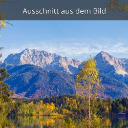 Herbst am Barmsee