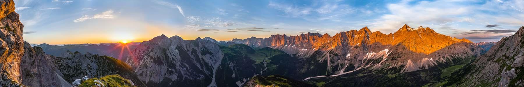 Karwendel - Landschaftsbild